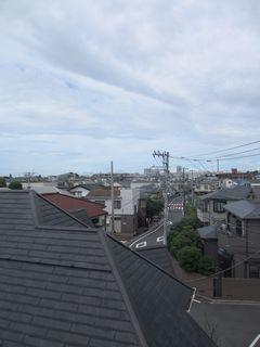練馬区の北町で、屋根修理工事_c0223192_00494097.jpg