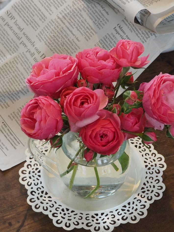 バラの切り花_a0292194_2282857.jpg