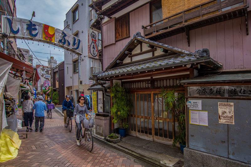 記憶の残像 2017年 花の東京 -20 東京都北区 しもふり商店街 _f0215695_17391125.jpg