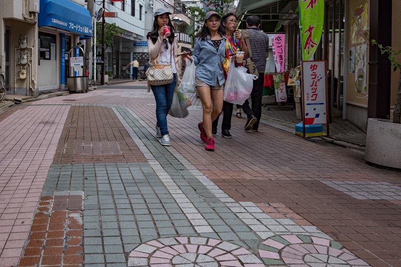 記憶の残像 2017年 花の東京 -20 東京都北区 しもふり商店街 _f0215695_17391533.jpg