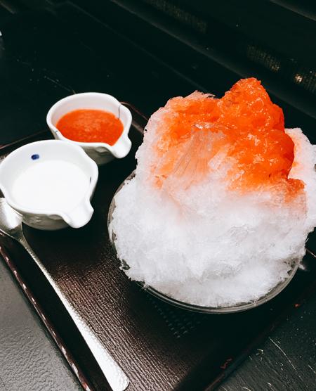 天然氷!霧原のかき氷_f0179404_07441144.jpg