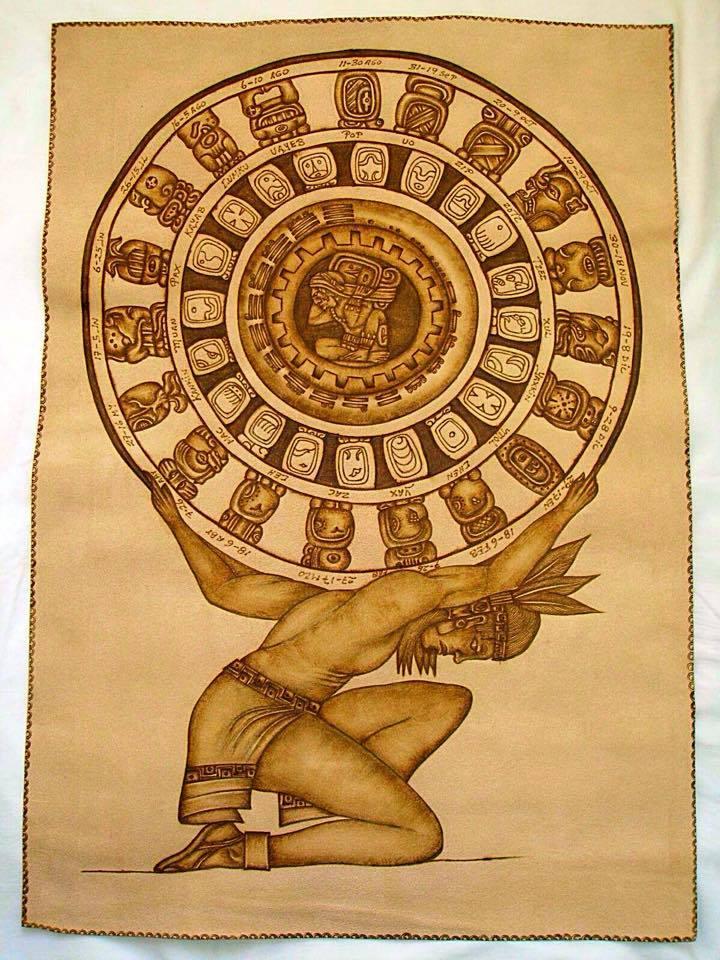 マヤ神聖暦「新しい始まり」_b0213435_16564068.jpg