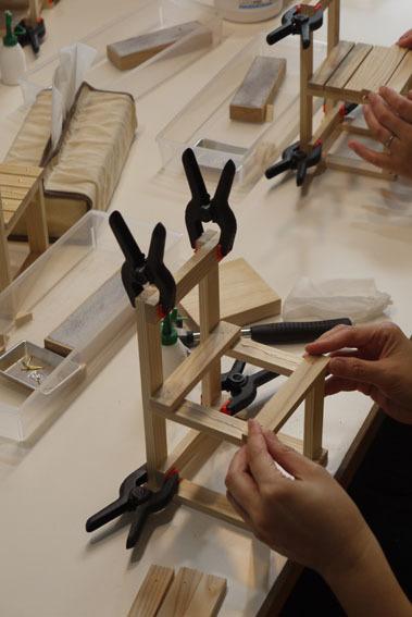 DIYワークショップ『ミニチュア椅子を作ろう!』7月の部が終了しました。_c0334574_19520268.jpg