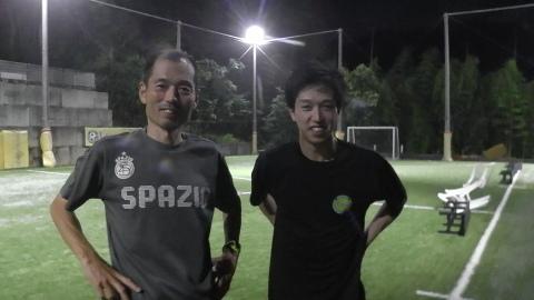 UNO 7/7(金) at UNOフットボールファーム_a0059812_01290603.jpg
