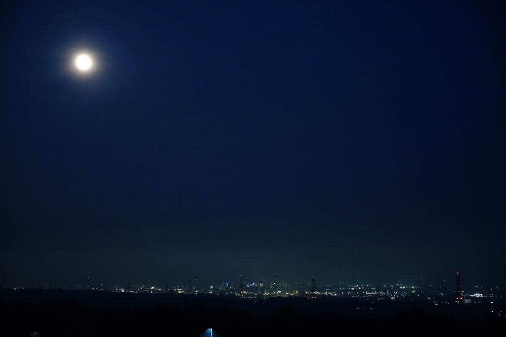 お月見ディナー_f0050534_07320608.jpg