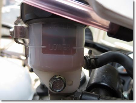 ブレーキ液交換_c0147448_15335259.jpg