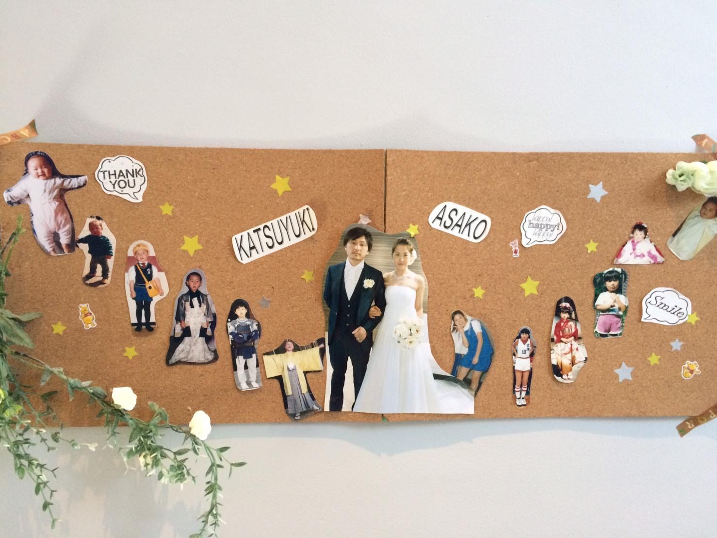 Happy Wedding!K&A~会費制パーティーウェディング_e0120789_17593917.jpg