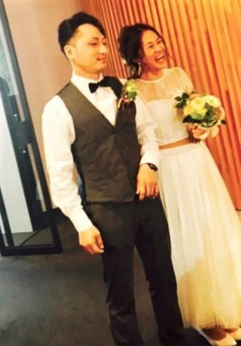 Happy Wedding!K&A~会費制パーティーウェディング_e0120789_18014807.jpg
