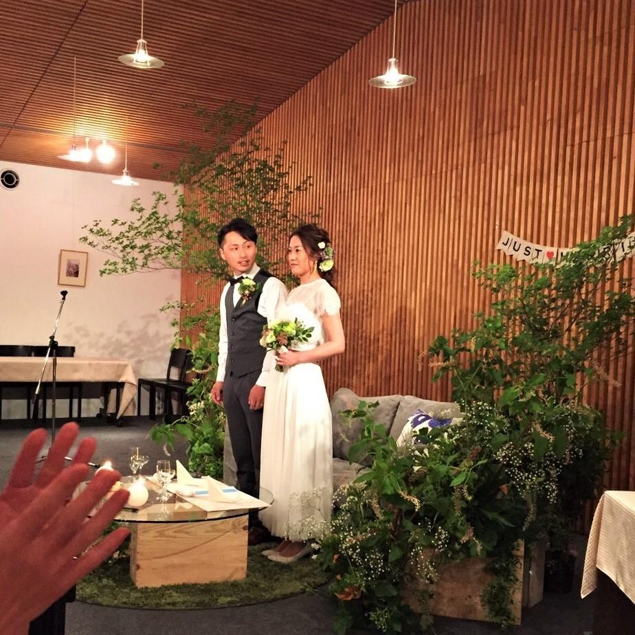 Happy Wedding!K&A~会費制パーティーウェディング_e0120789_18025440.jpg