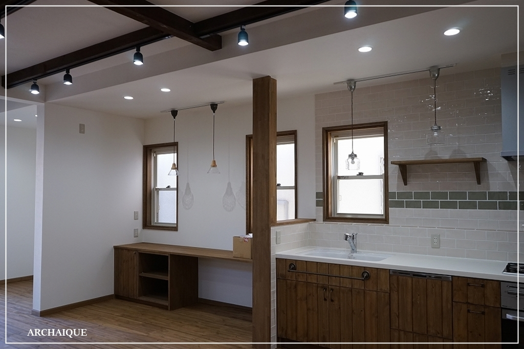 ** 中古住宅 リノベーション ** 富雄の家_c0207890_14551684.jpg