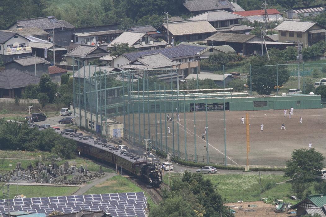 夏・野球 - 2017年夏・秩父 -_b0190710_23130076.jpg