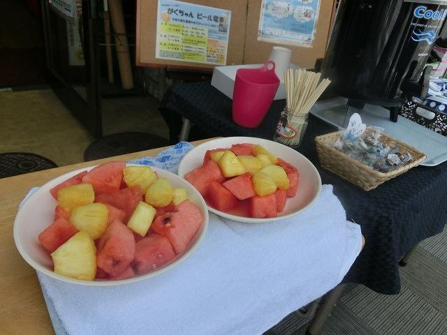 「かぐや姫の富士山への里帰り」 富士山登山ルート3776ツアーの皆さんを吉原商店街で歓迎_f0141310_06324561.jpg