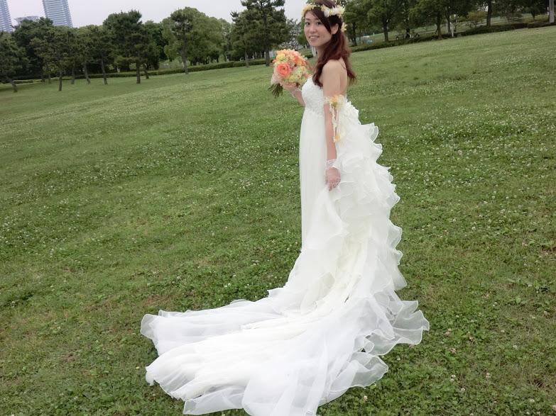 新郎新婦さまからのメール ロイストン教会の花嫁花婿様より 毎年結婚記念日に _a0042928_16224031.jpg