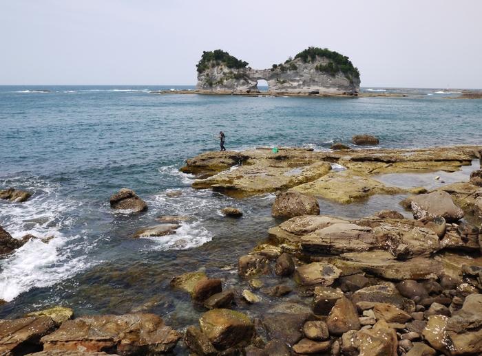 南紀・白浜の奇勝・円月島_b0093754_20291158.jpg