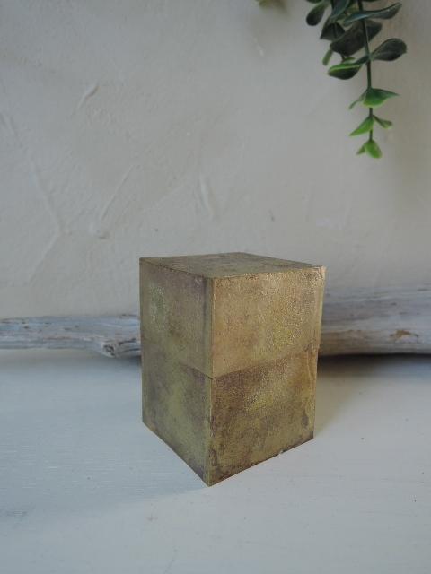 真鍮、印籠蓋箱_a0108859_14534144.jpg