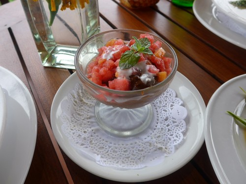 バリ島へ行く③ 〜テラスでの食事が超絶楽しい〜_f0232060_0244527.jpg