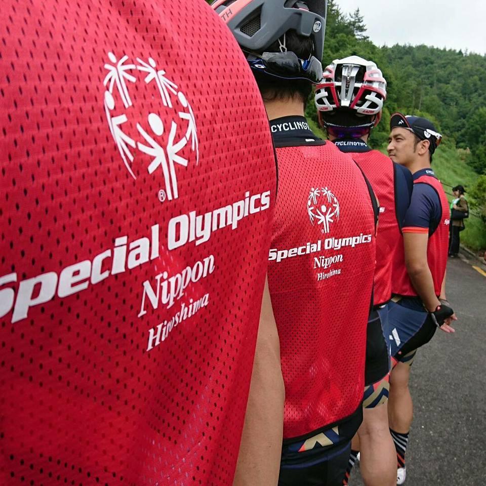 2017.07.09 スペシャルオリンピックス自転車競技会レポート_c0351373_18483324.jpg