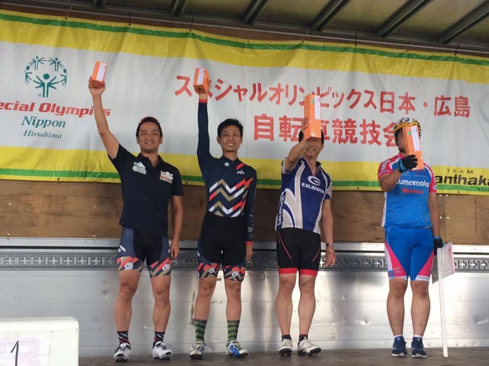 2017.07.09 スペシャルオリンピックス自転車競技会レポート_c0351373_18544856.jpg