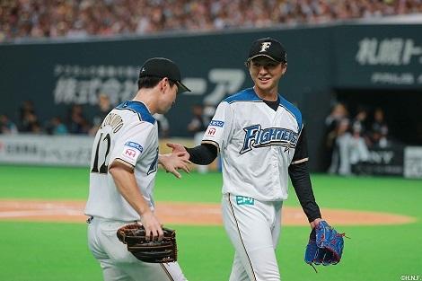日本ハム連敗ストップ、大荒れの名古屋場所、MLB前半戦終了_d0183174_09164606.jpeg