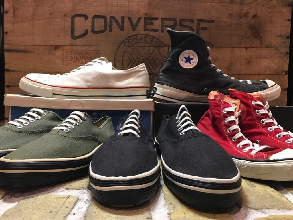 神戸店7/12(水)ヴィンテージ&スニーカー入荷! #4 Vintage Converse!Pro-Keds!!!_c0078587_14202978.jpg