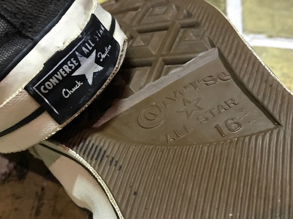神戸店7/12(水)ヴィンテージ&スニーカー入荷! #4 Vintage Converse!Pro-Keds!!!_c0078587_14345624.jpg