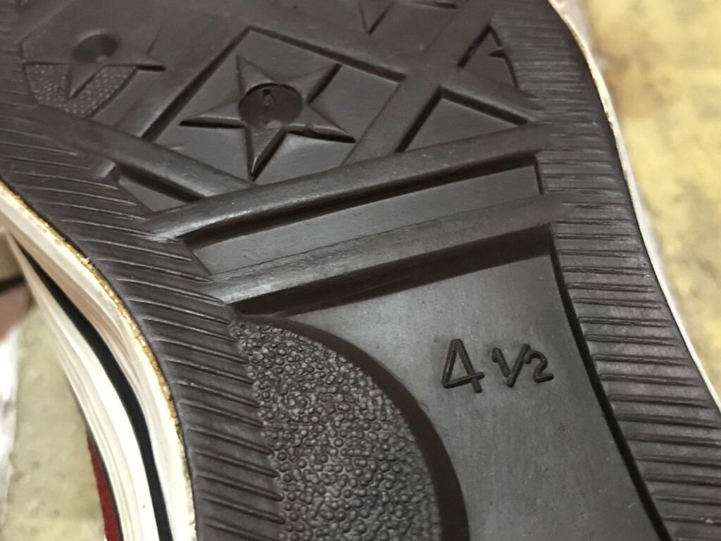 神戸店7/12(水)ヴィンテージ&スニーカー入荷! #4 Vintage Converse!Pro-Keds!!!_c0078587_15210789.jpg