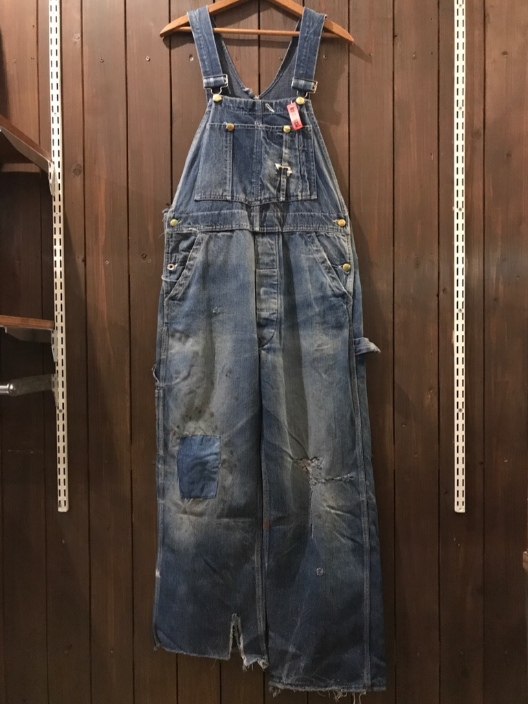 神戸店7/12(水)ヴィンテージ&スニーカー入荷! #3 Vintage Over All!Painter Pants!!!_c0078587_15414475.jpg