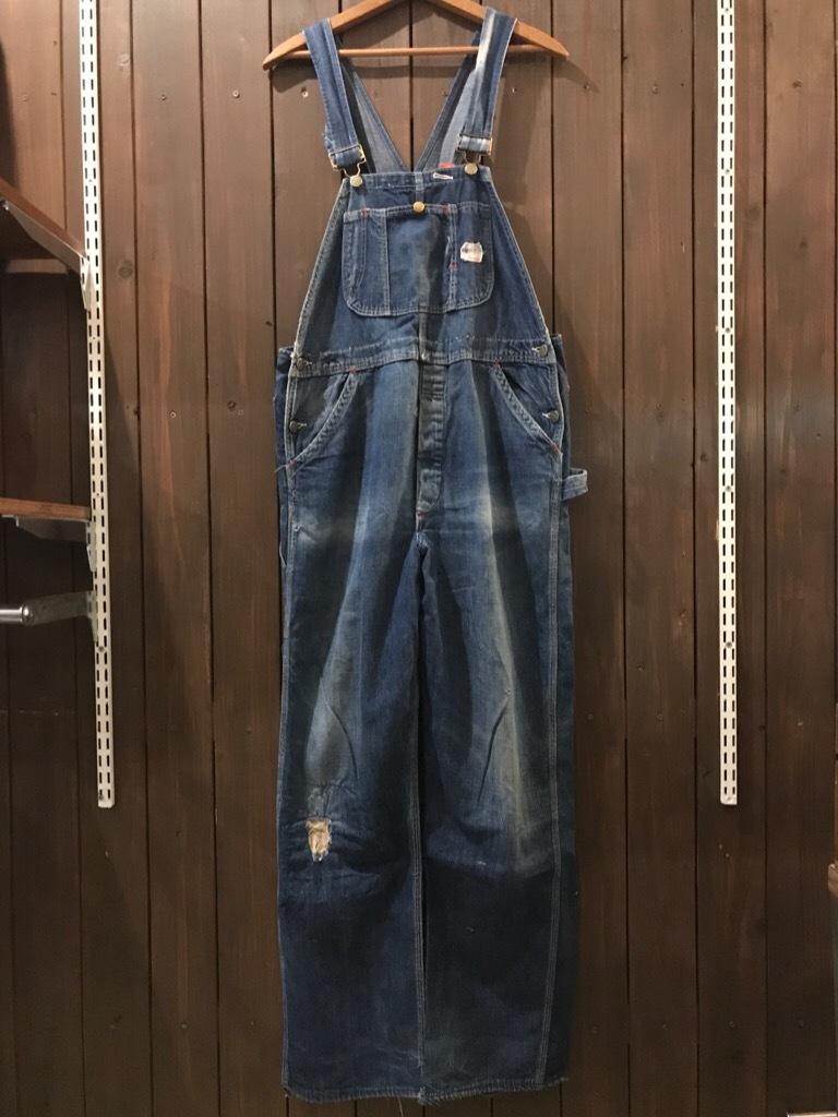 神戸店7/12(水)ヴィンテージ&スニーカー入荷! #3 Vintage Over All!Painter Pants!!!_c0078587_16260759.jpg