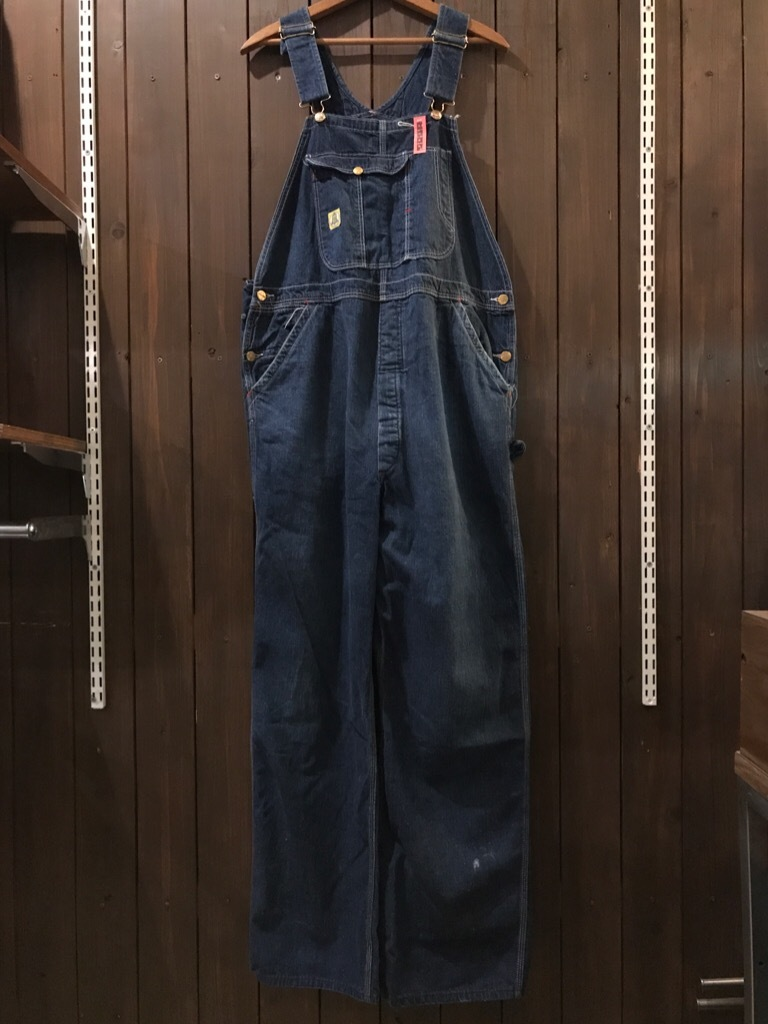 神戸店7/12(水)ヴィンテージ&スニーカー入荷! #3 Vintage Over All!Painter Pants!!!_c0078587_16294351.jpg