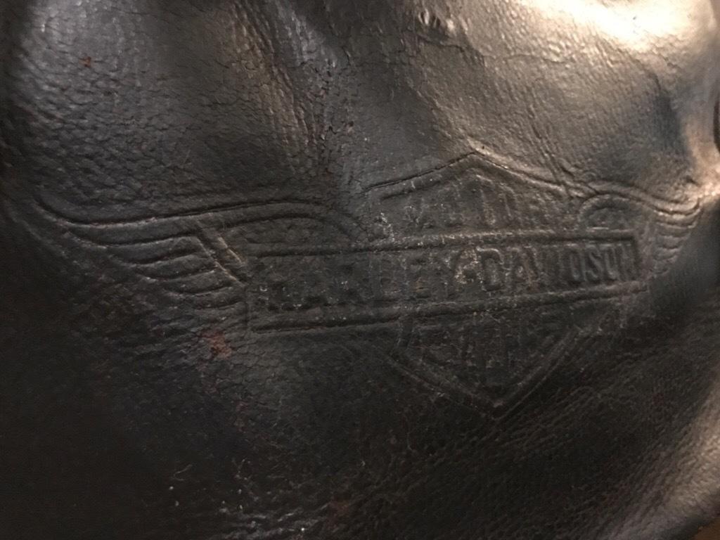 神戸店7/12(水)ヴィンテージ&スニーカー入荷! #6 30\' Harley-Davidson Rebuild Leather Bag!Buco Helmet!!!_c0078587_20060771.jpg