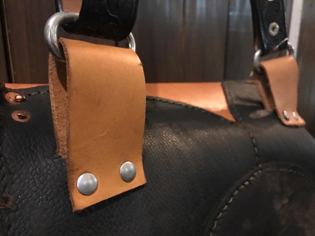 神戸店7/12(水)ヴィンテージ&スニーカー入荷! #6 30\' Harley-Davidson Rebuild Leather Bag!Buco Helmet!!!_c0078587_20082717.jpg