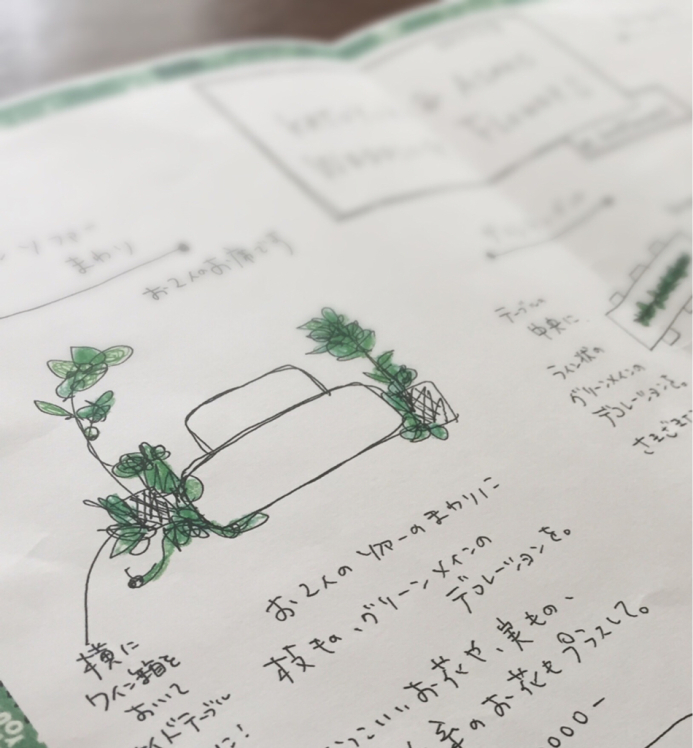 Happy Wedding!K&A~会費制パーティーウェディング_e0120789_00305447.jpg
