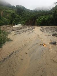 2017年7月5日の朝倉市の大雨の影響。_f0018099_21133673.jpg