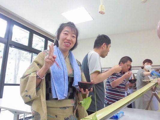 7/9 聖愛園夏祭り_a0154110_08112473.jpg
