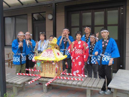7/9 聖愛園夏祭り_a0154110_08121942.jpg