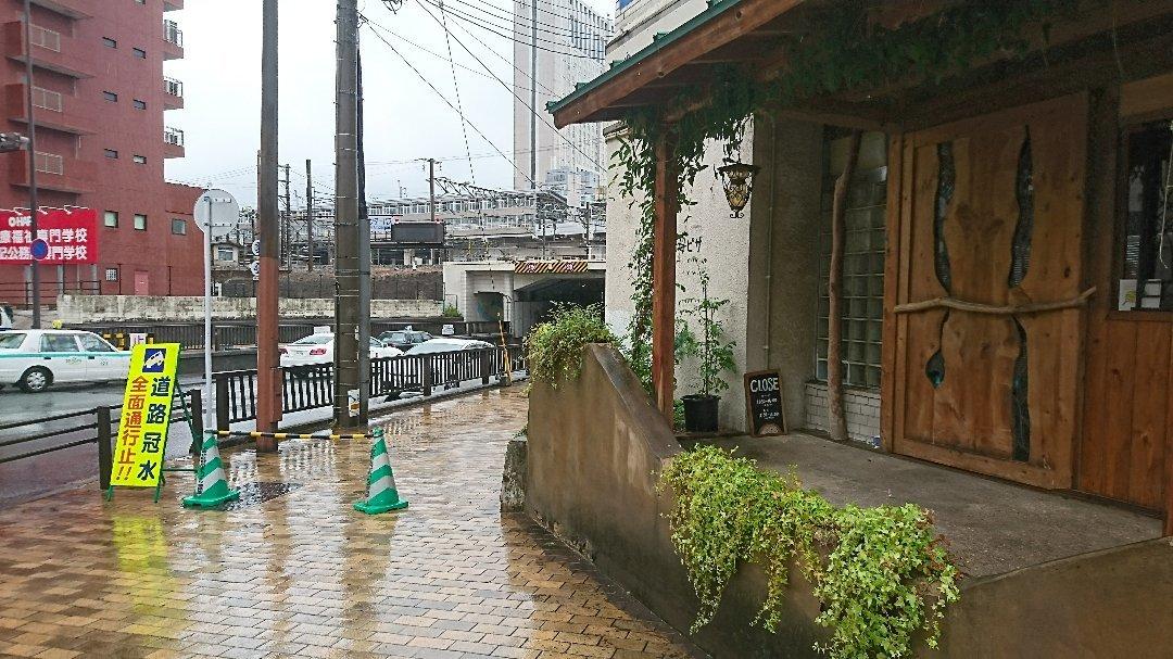 大雨と、夏の始まり。_a0125419_05502444.jpg