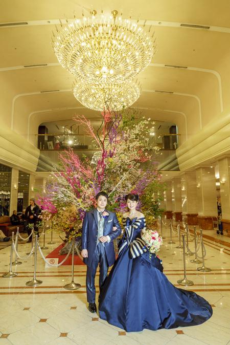 新郎新婦様からのメール 京王プラザホテルの花嫁様より、ブーケのその後1_a0042928_23253377.jpg