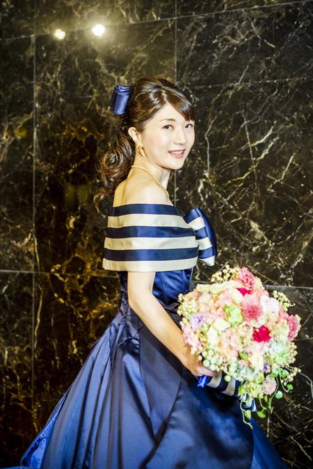 新郎新婦様からのメール 京王プラザホテルの花嫁様より、ブーケのその後1_a0042928_23263318.jpg
