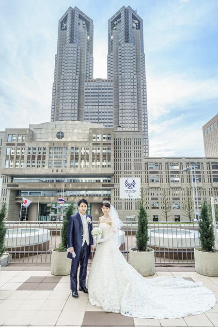 新郎新婦様からのメール 京王プラザホテルの花嫁様より、ブーケのその後1_a0042928_23282413.jpg