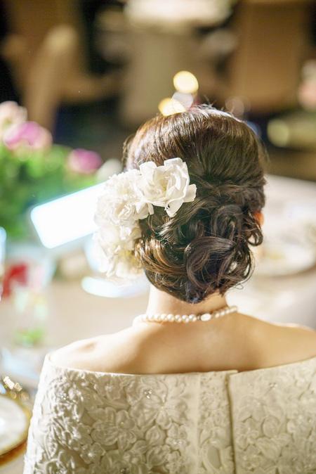 新郎新婦様からのメール 京王プラザホテルの花嫁様より、ブーケのその後1_a0042928_2328425.jpg