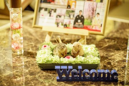 新郎新婦様からのメール 京王プラザホテルの花嫁様より、ブーケのその後1_a0042928_23295524.jpg
