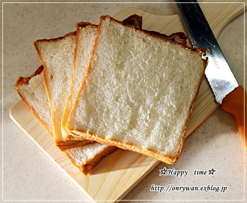 角食でわんぱくサンド弁当♪_f0348032_18325889.jpg