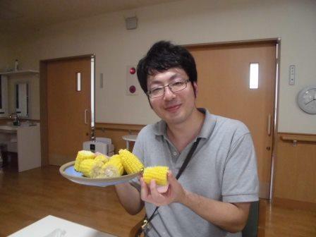 トウモロコシの会_e0191174_10483081.jpg