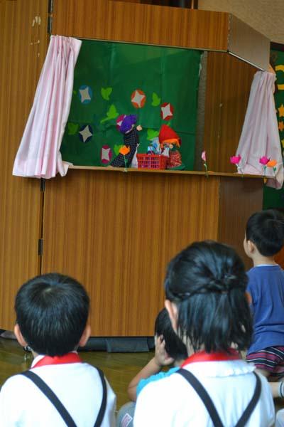 第一幼稚園、6月7月生まれのお誕生会を行いました。_d0353789_1455428.jpg
