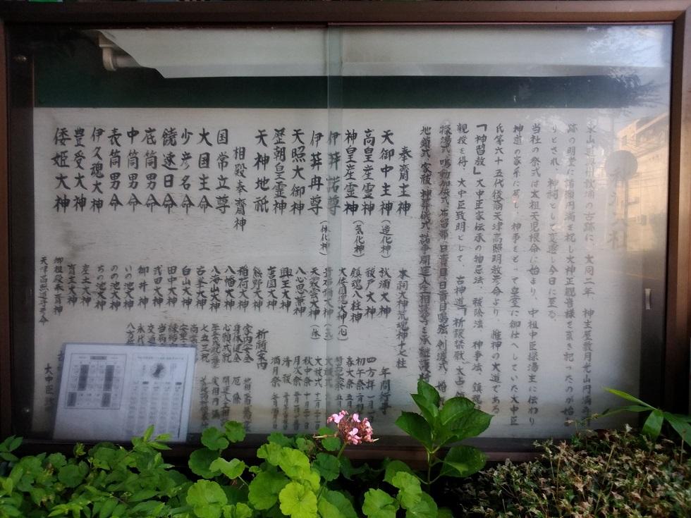 平成廿九年 七月七日 秋浦大社參拜 於横濱市港北區_a0165993_21373415.jpg
