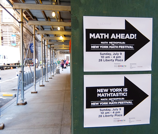 ニューヨーク数学フェスティバル 2017 Math Metropolis:The New York Math Festival_b0007805_11132754.jpg