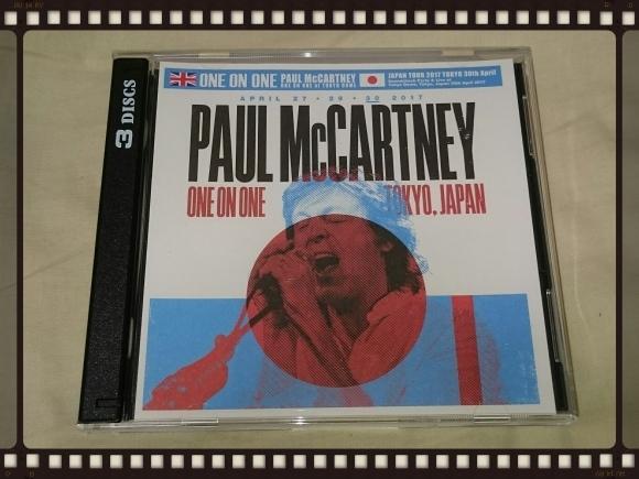 PAUL McCARTNEY / ONE ON ONE JAPAN TOUR 2017 TOKYO DOME 3RD 30th April_b0042308_23510590.jpg