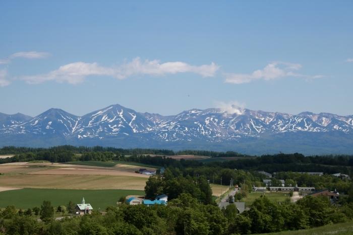 【美瑛サイクリング(5)】北海道旅行 - 15 -_f0348831_23322355.jpg