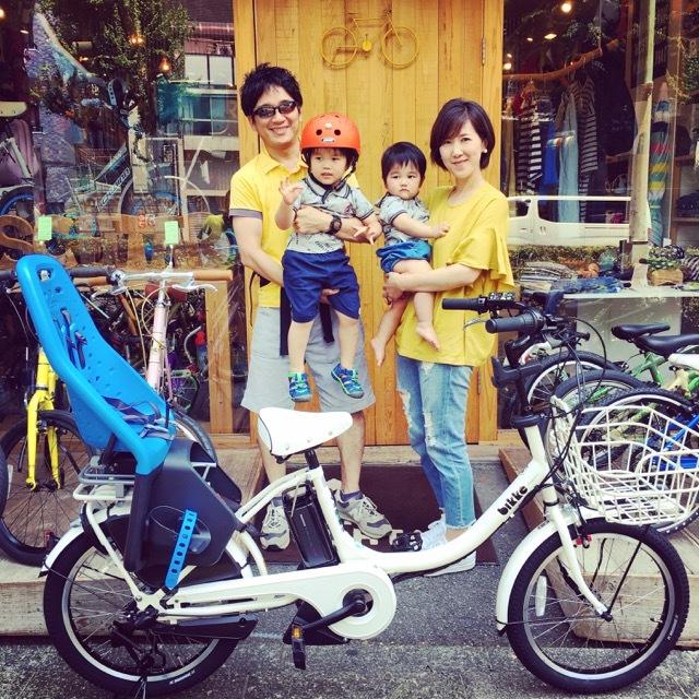 『バイシクルファミリー』bikke Yepp ビッケ GRI MOB トートBOX EZ ハイディ ステップクルーズ 電動自転車 おしゃれ自転車_b0212032_21154671.jpg
