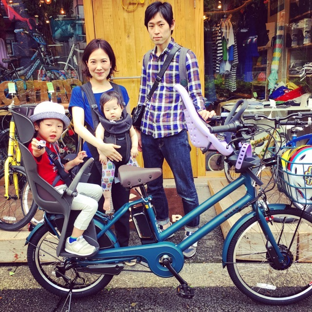 『バイシクルファミリー』bikke Yepp ビッケ GRI MOB トートBOX EZ ハイディ ステップクルーズ 電動自転車 おしゃれ自転車_b0212032_21162981.jpg